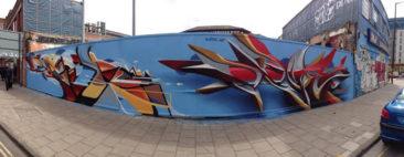 Peeta-Epok, Bristol (UK), 2014