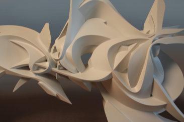 Cliquey, 115x50x20cm, PVC, 2012