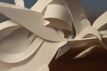 Cliquey, 115x50x20cm, PVC, 2012, dettaglio