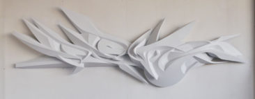 Everbeat, 270x70x20cm, PVC, 2014