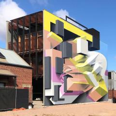 Wanderwall Festival, Port Adelaide, AUS, 2019