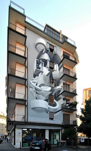 Biennale della Streetart, Padova, IT, 2019