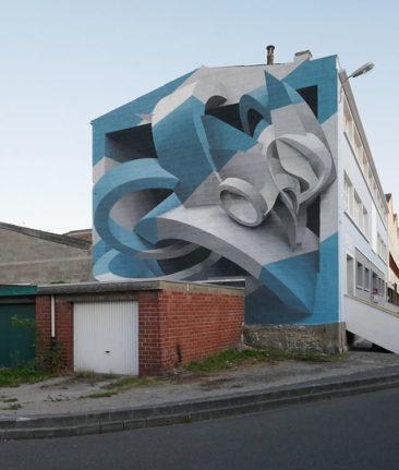Street Art Festival, Boulogne sur Mer, FR, 2019