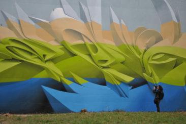 Graffiti wall: Banja Luka (BIH), 2012