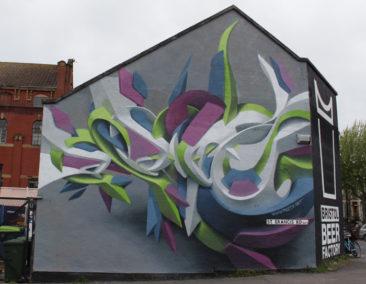 Upfest Bristol (UK), 2013