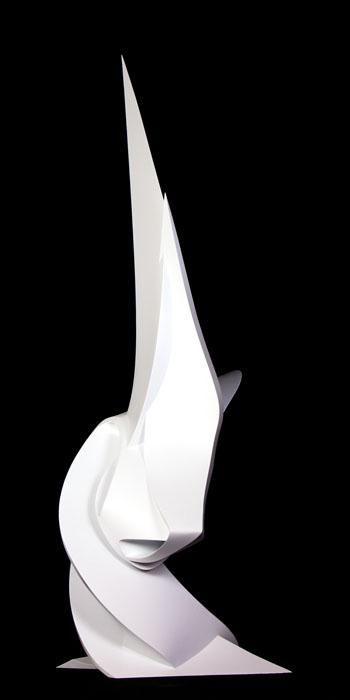 Mars, 250x80x80cm, PVC, 2013