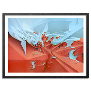 Appeell digital print on paper