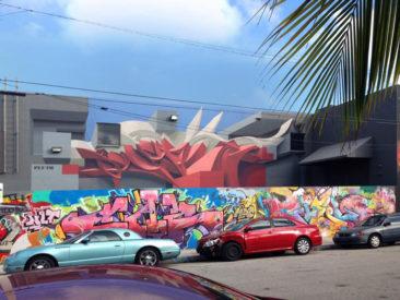Big Walls Big Dreams, Wynwood Art District,  Miami (FL), 2016