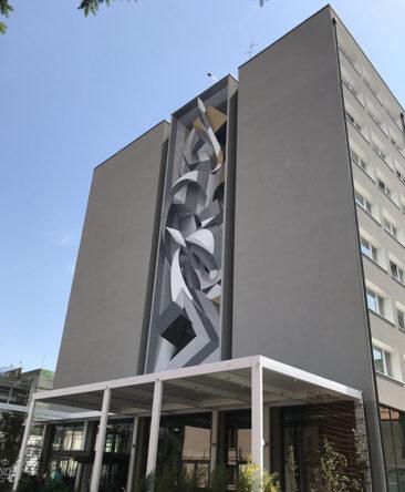 Anda Hostel, Mestre (IT), 2017