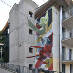 Hostel for Rame Project, Verona (IT), 2018