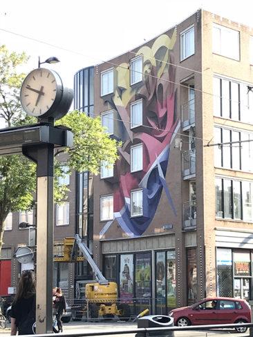 Street Art Museum, Rotterdam, NL, 2019