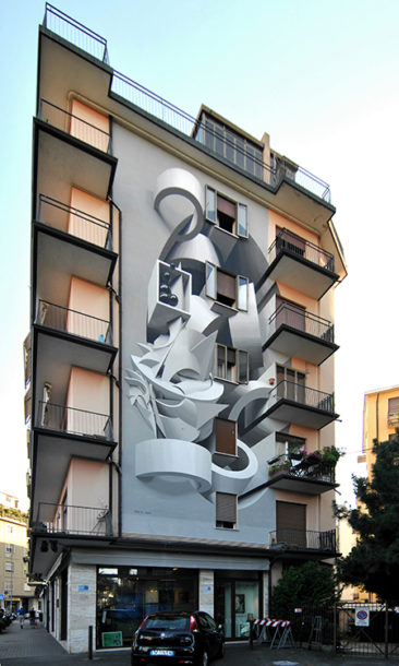 Biennale della Streetart, Padua, IT, 2019