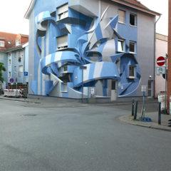 Stadt.Wand.Kunst Mural Art Galery, Mannheim, DE, 2019